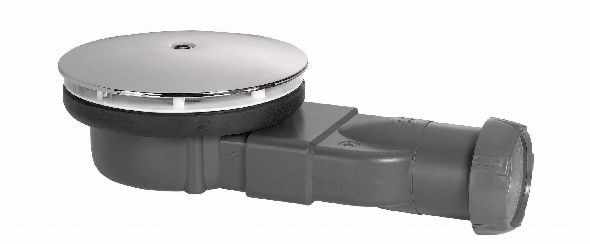 Radaway syfon 90 mm R400W Slim niski 40 mm