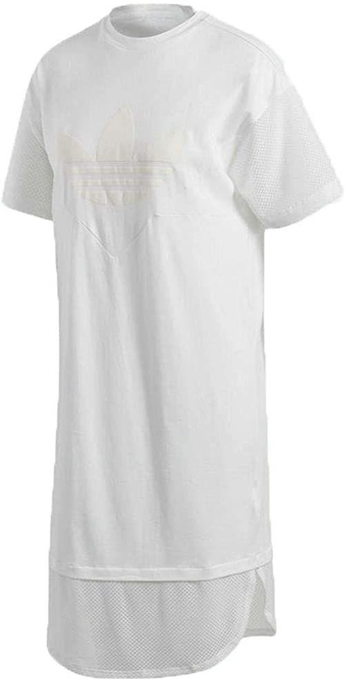 adidas Clrdo damska koszulka biały 32