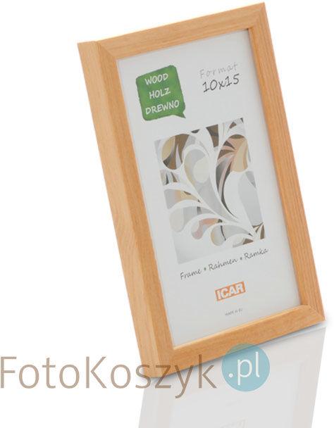 Ramka drewniana Pinia sosna (na zdjęcie 10x15cm)