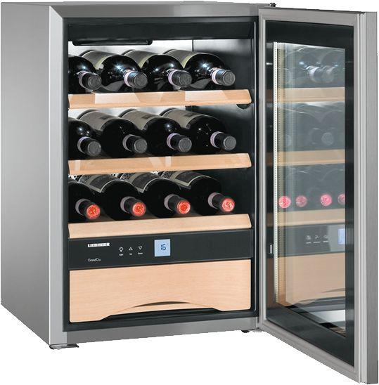 Chłodziarka do wina Liebherr Grand Cru WKes 653
