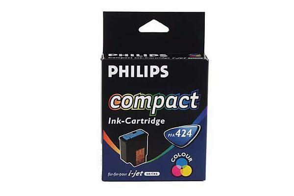 Philips PFA424 Atrament kolor do Philips I-Jet 131 I-Jet 174