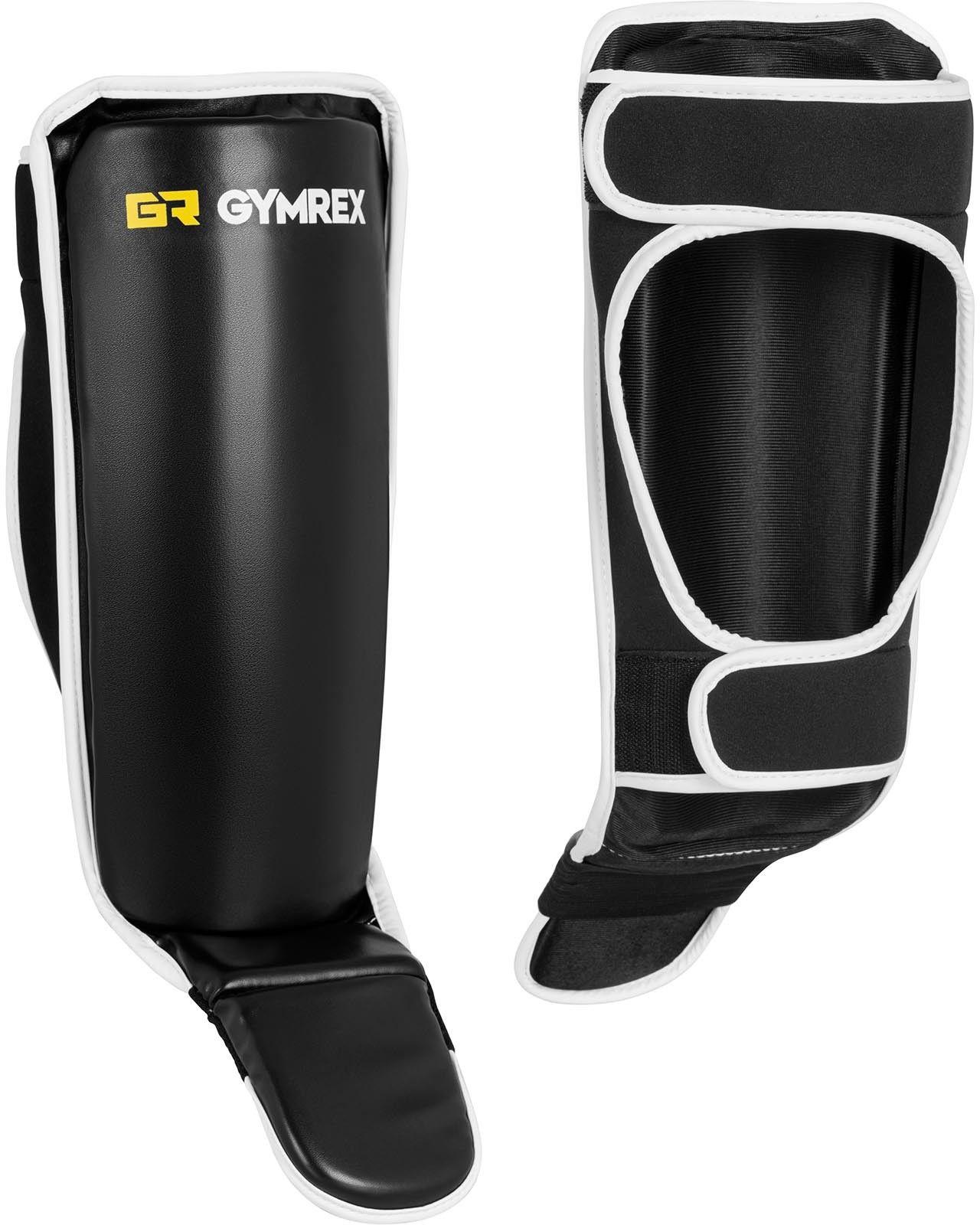 Ochraniacze na piszczele i stopy - rozmiar S/M GYMREX 10230134