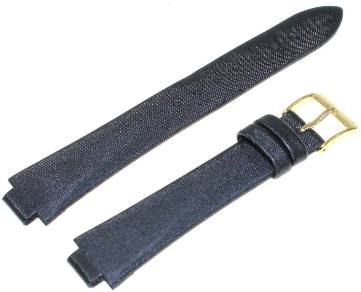 Skórzano-materiałowy pasek do zegarka Adriatica 10 / 18 mm ADR18.011.01G