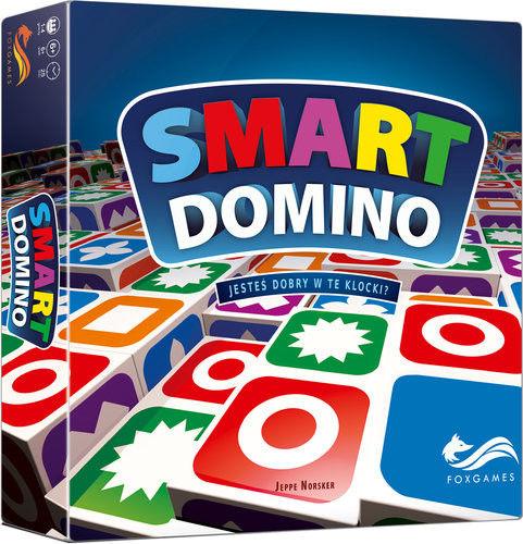 FoxGames Gra Smart Domino 5_672273