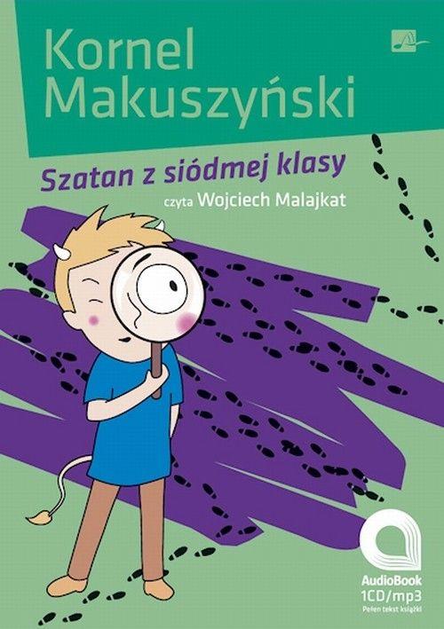 Szatan z siódmej klasy - Kornel Makuszyński - audiobook