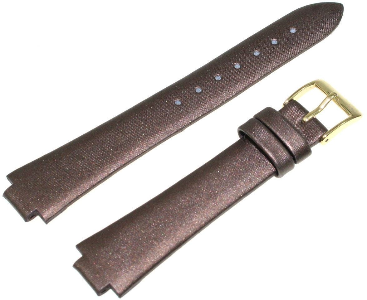 Skórzano-materiałowy pasek do zegarka Adriatica 10 / 18 mm ADR18.012.05G