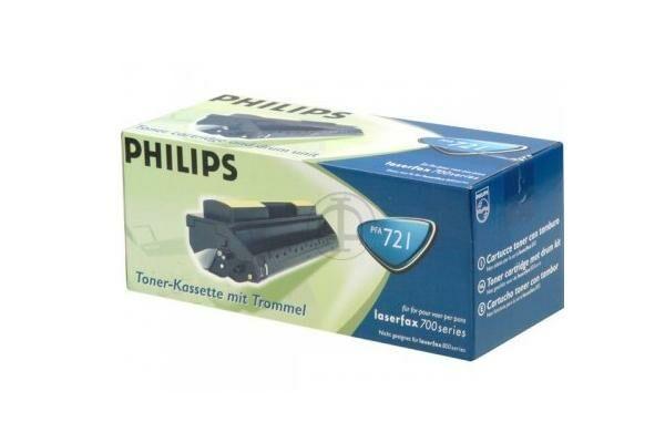 Philips PFA721 ORYGINALNY Toner 5000 stron do Laserfax LPF720/725 LPF750/755