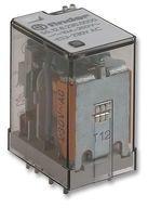 Przekaźnik przemysłowy 2 CO (DPDT) 24VDC 55.12.9.024.5000 Przekaźnik przemysłowy 2 CO (DPDT) 24VDC 55.12.9.024.5000