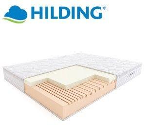 Materac SALSA HILDING piankowy, Rozmiar: 140x200, Pokrowiec Hilding: Tencel Darmowa dostawa, Wiele produktów dostępnych od ręki!