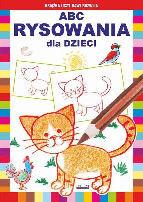 ABC rysowania dla dzieci - Mateusz Jagielski - ebook