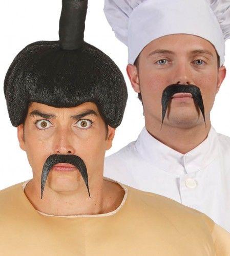 Wąsy dla chińczyka, sumity, kucharza