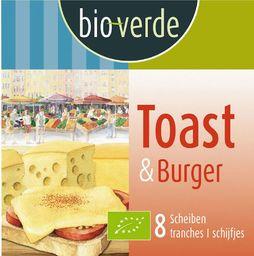 Ser tostowy bio 150 g - bio verde