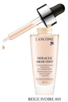 Lancome Miracle Air De Teint Perfecting Fluid Matte Glow Creator podkład korygujący 05 - 30ml Do każdego zamówienia upominek gratis.