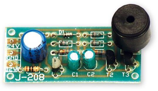 Dźwiękowy sygnalizator cofania (do montażu)