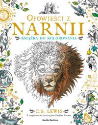 Opowieści z Narnii Książka do kolorowania ZAKŁADKA DO KSIĄŻEK GRATIS DO KAŻDEGO ZAMÓWIENIA