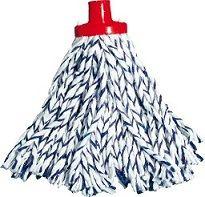 Mop sznurkowy bawełniany zebra 170g