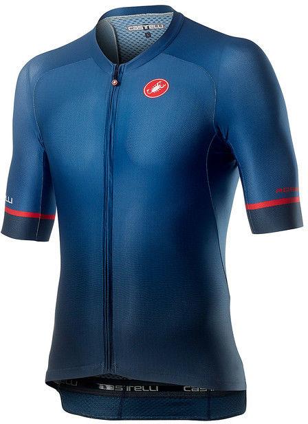 Aero Race 6.0 Dark Infinity Blue - Koszulka kolarska M Castelli