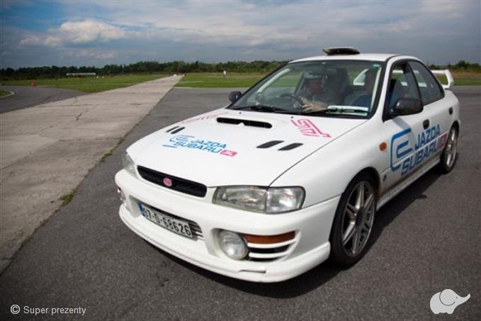 Co-drive Subaru Impreza Wrocław