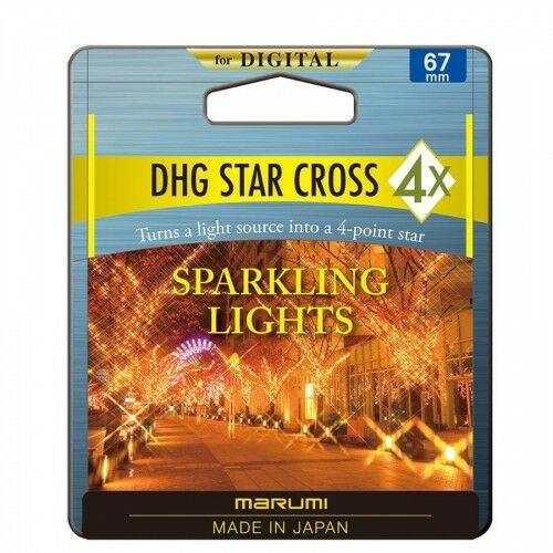 Marumi DHG Star Cross 67mm