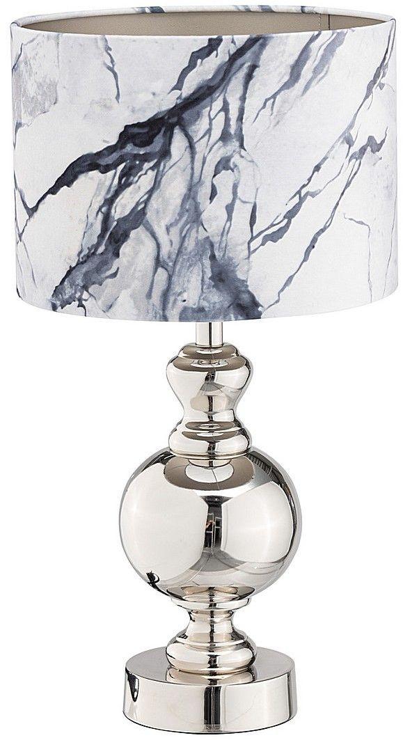 Lampa stołowa Marble Grey