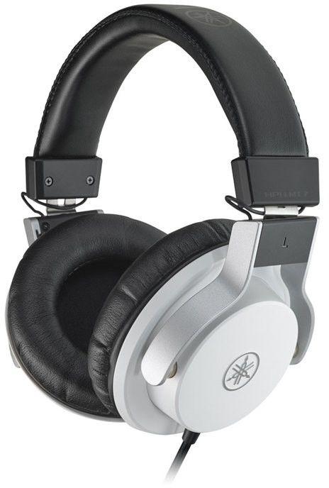 Yamaha HPH-MT7W - Studyjne słuchawki monitorowe białe