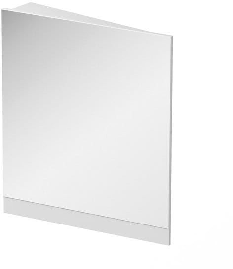 RAVAK 10  lustro narożne 55 cm lewe korpus biały X000001070