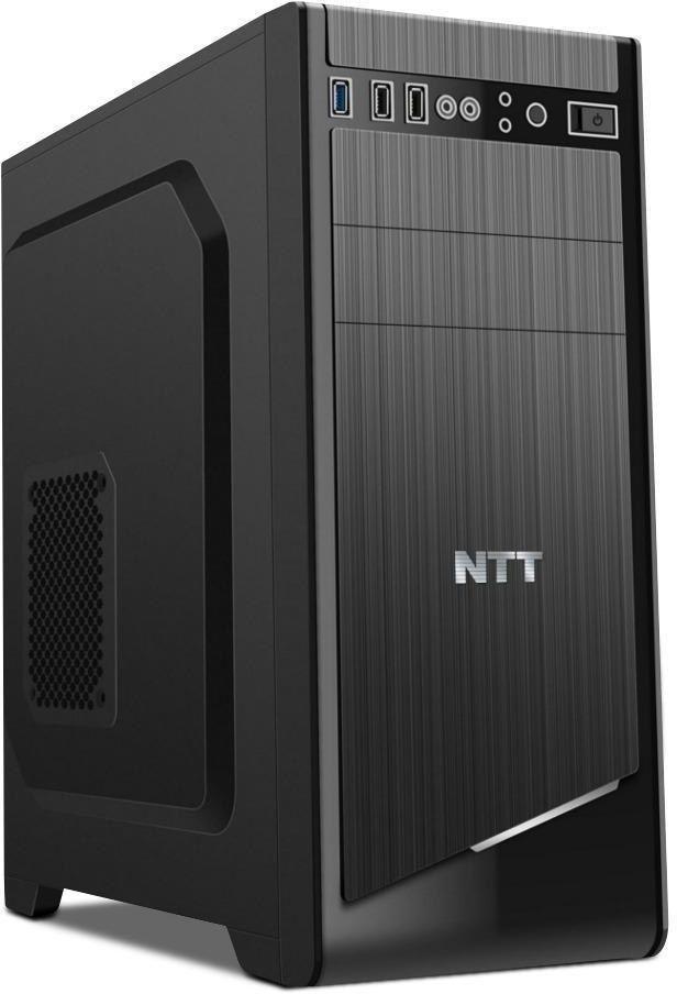 Komputer biurowy NTT Office Basic - i3-9100, 8GB RAM, 240GB SSD, WIFI, DVD, W10 Home