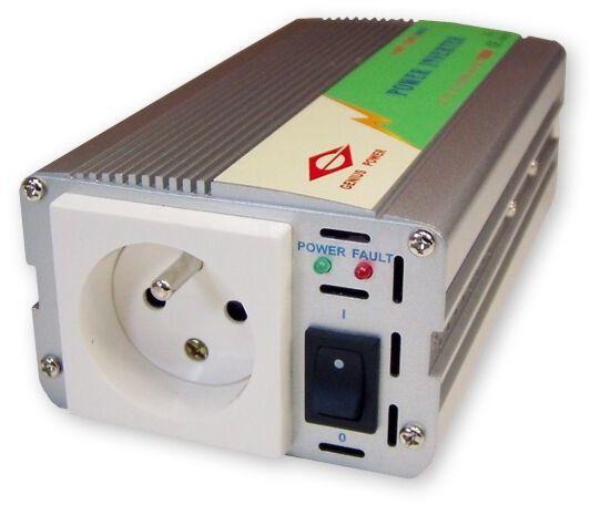 Akumulatorowa przetwornica napięcia 12VDC/230VAC 150W
