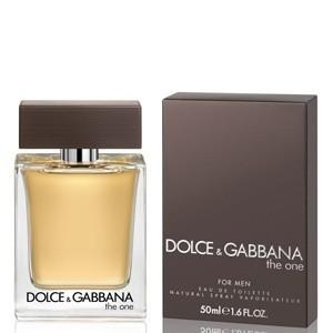 Dolce Gabbana The One for Men woda toaletowa - 50ml Do każdego zamówienia upominek gratis.