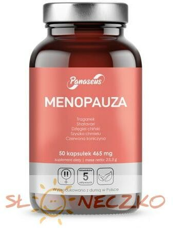 Menopauza 50 kaps Panaseus