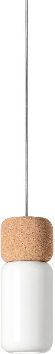 Lampa wisząca Pila T-3555-W Estiluz dekoracyjna oprawa w stylu design