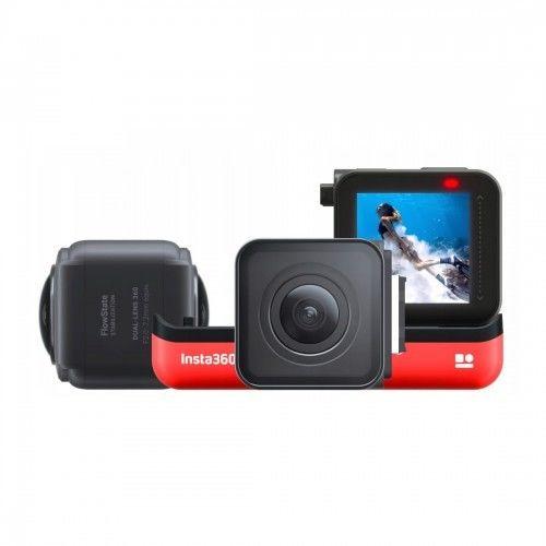 Kamera sportowa Insta360 ONE R Twin Edition Tylko najlepszy sprzęt od GoPro i DJI ZIELONA GÓRA