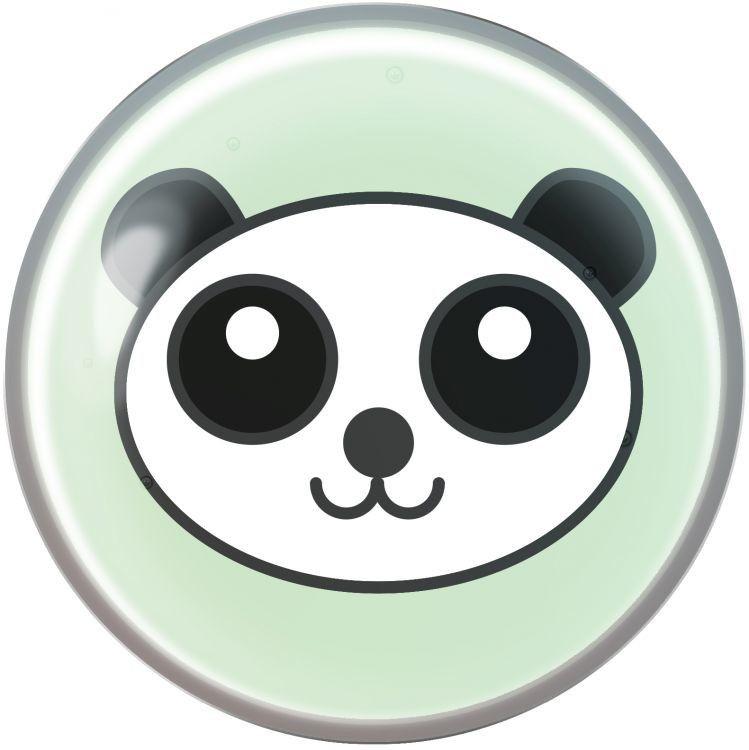 System75 Kolczyk Miś Panda 7512-0661