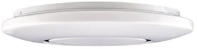 Plafon LED Struhm Ringe 1 x 16 W white