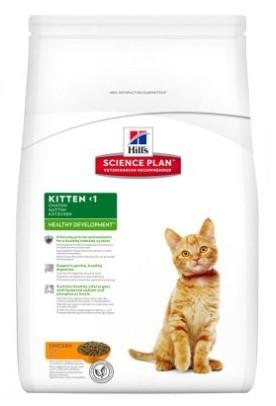 Hills Kitten kurczak 300 g NEW