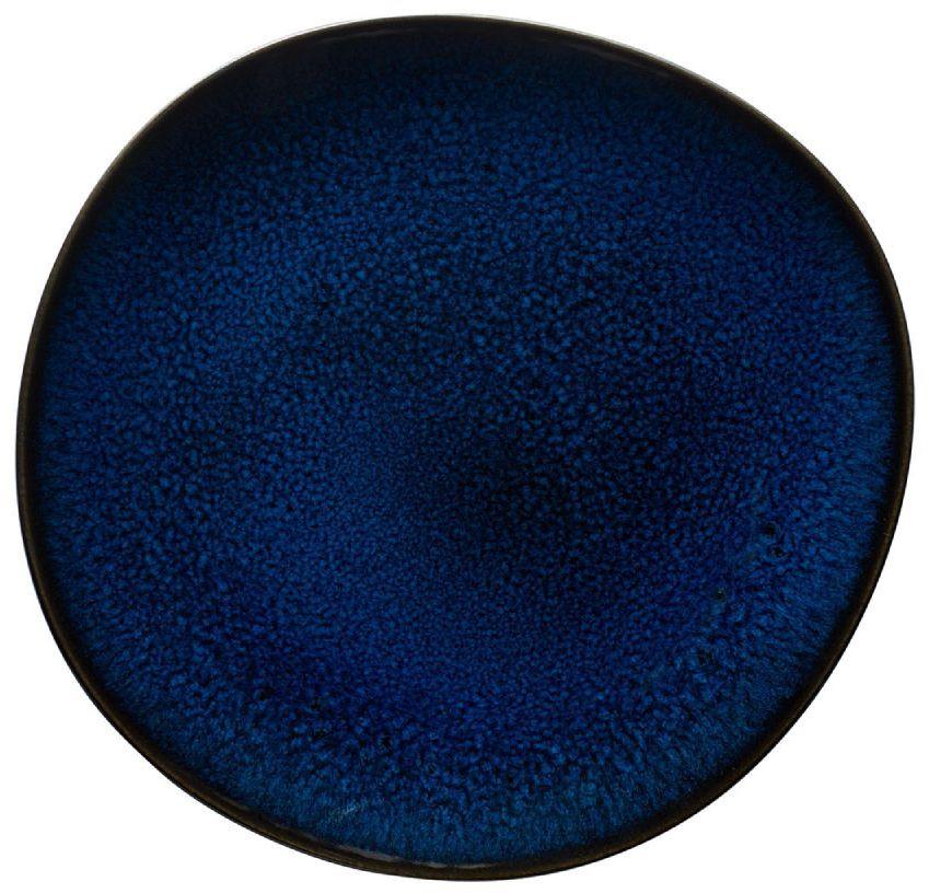 Talerz sałatkowy Lave bleu (niebieski) Like Villeroy & Boch