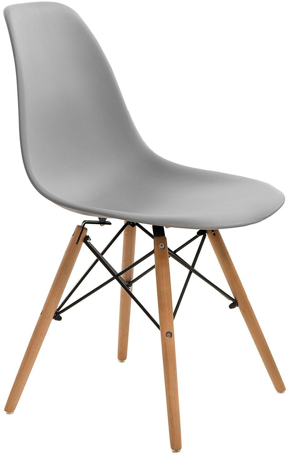 Krzesło P016W basic szare Simplet