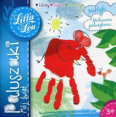 Lilla Lou Edu! Paluszaki Mój świat