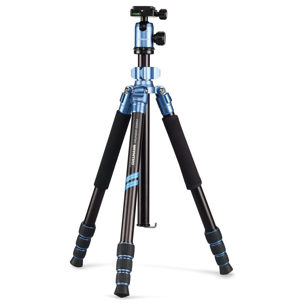 Statyw fotograficzny Cullmann MUNDO 525M niebieski