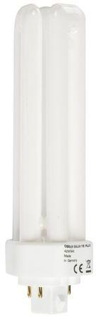 Świetlówka kompaktowa GX24q-4 (4-pin) 42W 4000K DULUX T/E PLUS 4050300425627