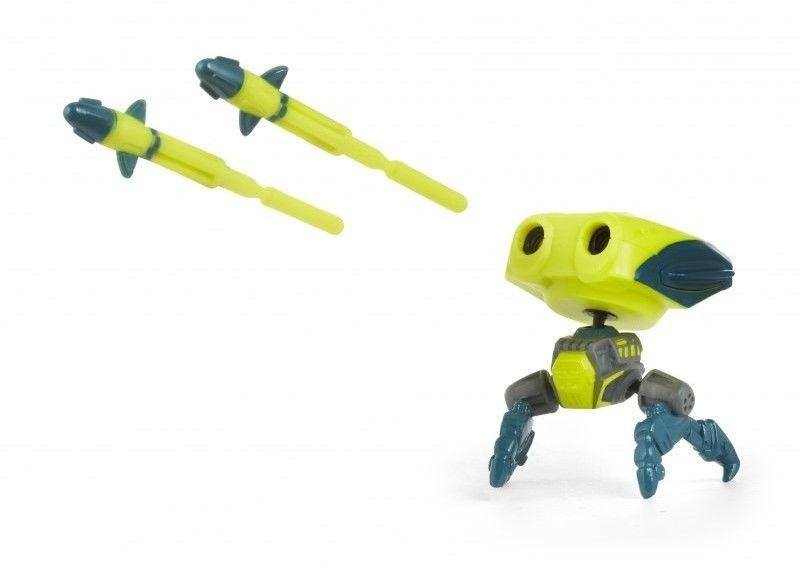 Ready2Robot Zestaw bitewny Bot Blasters Model 4 niespodzianka w kuli