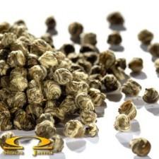 Herbata Biała China Long Zhu Cesarska Perła 50g