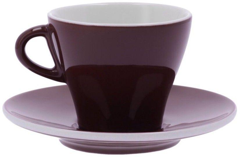 Filiżanka do cappuccino Club House Gardenia 185 ml - Fioletowa