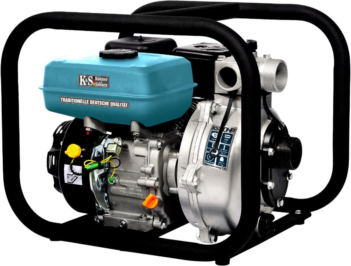 Pompa spalinowa wysokociśnieniowa K&S KS50 HP 7KM 500l/min