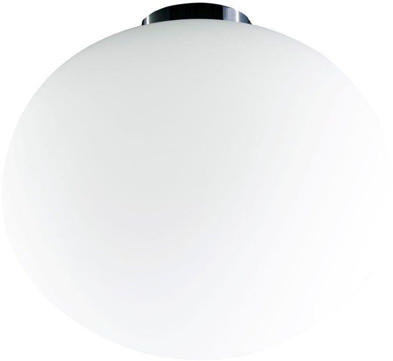 Plafon Palla 24 Orlicki Design nowoczesna oprawa w kolorze białym