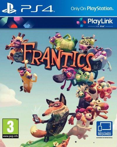 Frantics PS 4