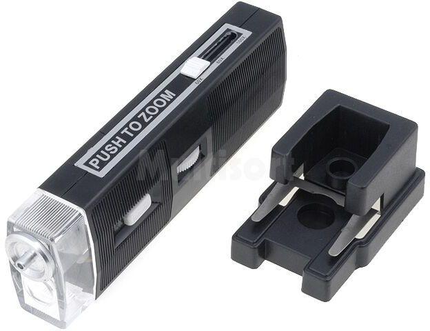 Mikroskop ręczny Goldtool o powiększeniu 60-100x