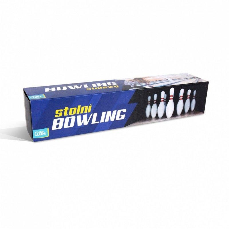Gra Bowling stołowy