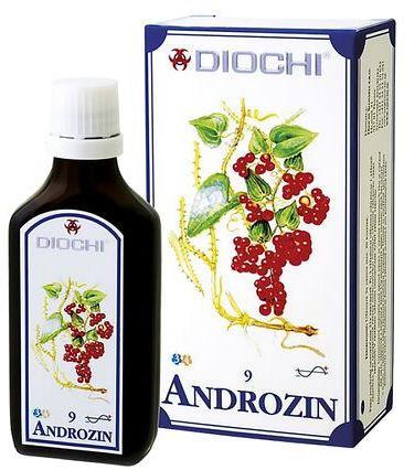 Krople Diochi Androzin 50 ml - wzmacnia układ hormonalny