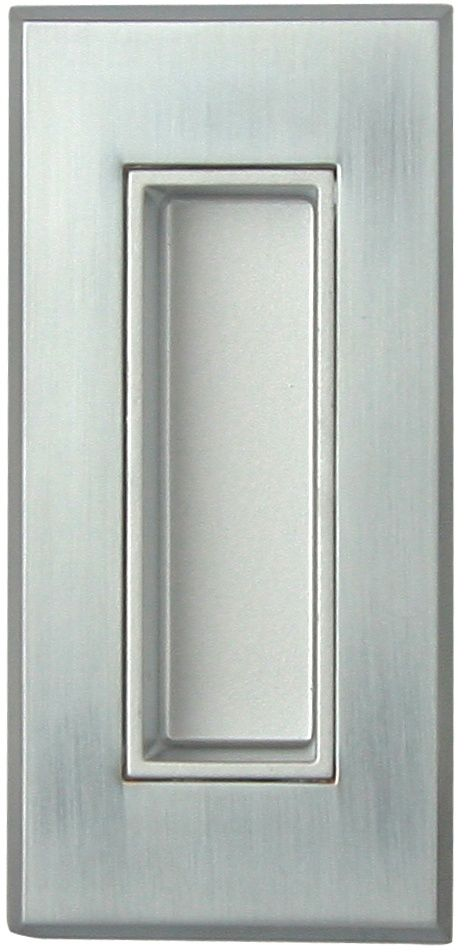 POCHWYT MAGNETYCZNY TUPAI 2650 KOLOR CHROM SATYNA 115x55mm